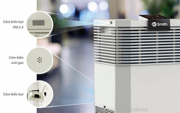 Hệ thống cảm biến thông minh