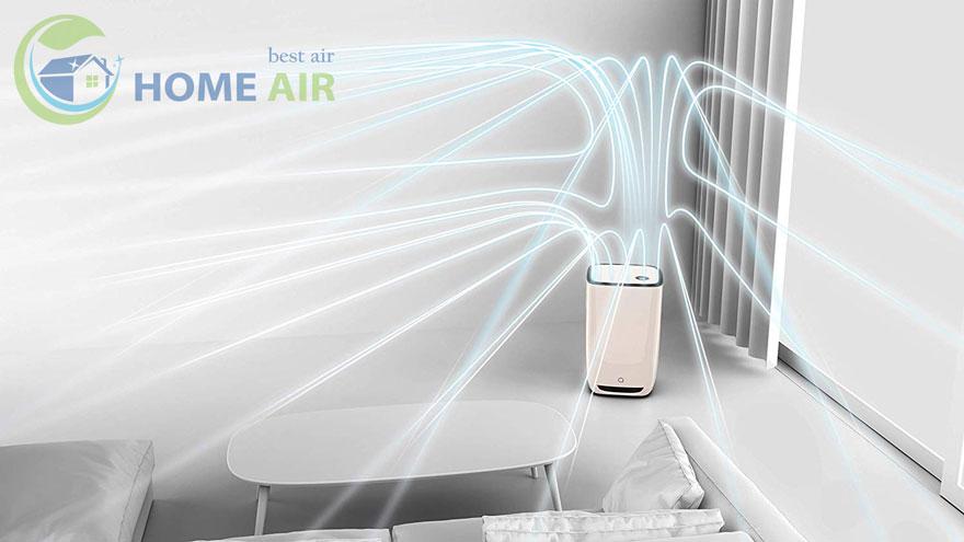Máy lọc không khí Aeris Aair 3-in-1 Pro không chứa công nghệ độc hại