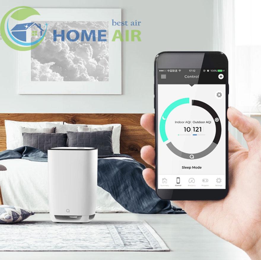 Điều khiển thông minh bằng ứng dụng trên smartphone