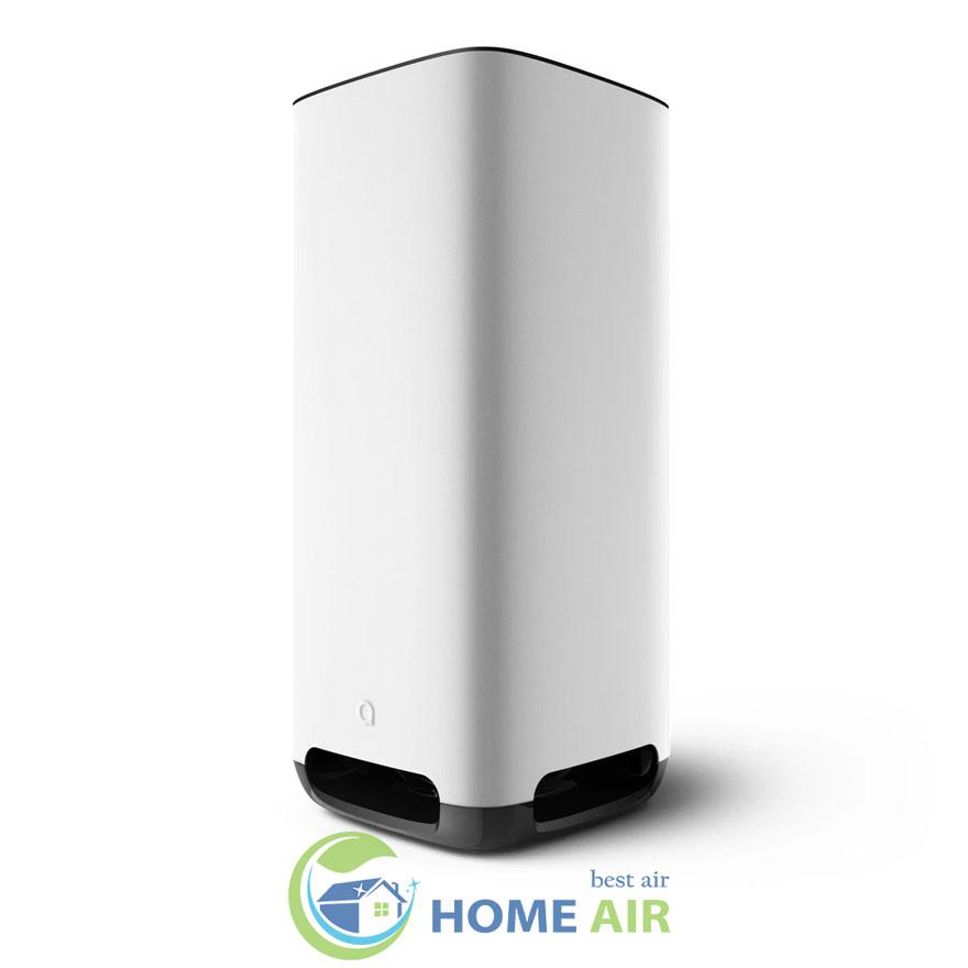 Thiết kế theo chiều dọc giúp lọc sạch không khí360ocủa Aeris Aair One
