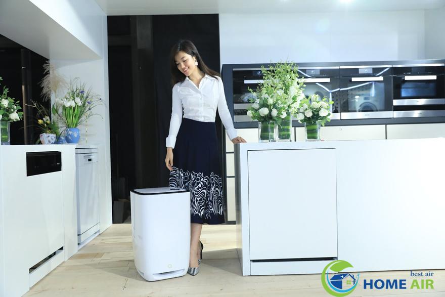 Đâu là nơi tốt nhất để đặt máy lọc không khí trong nhà bạn?