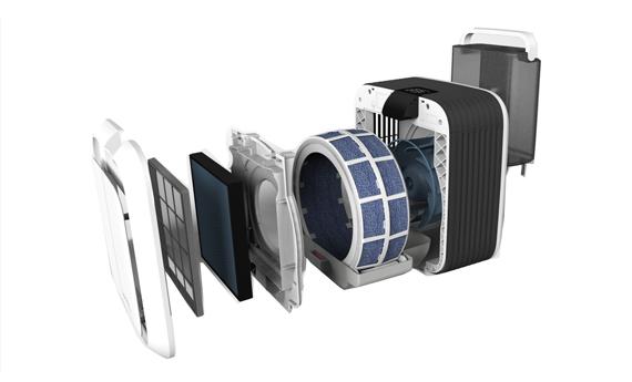 Sự khác biệt về chất lượng là lý do giúp máy lọc không khí và tạo ẩm BONECO H680 được ưa chuộng trên toàn thế giới