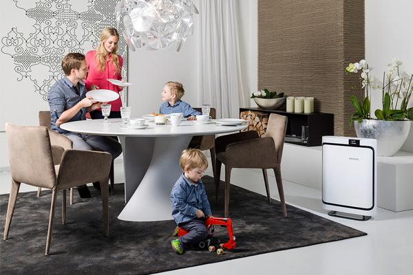 Công nghệ lọc sạch không khí hiệu quả nhất cho gia đình và văn phòng
