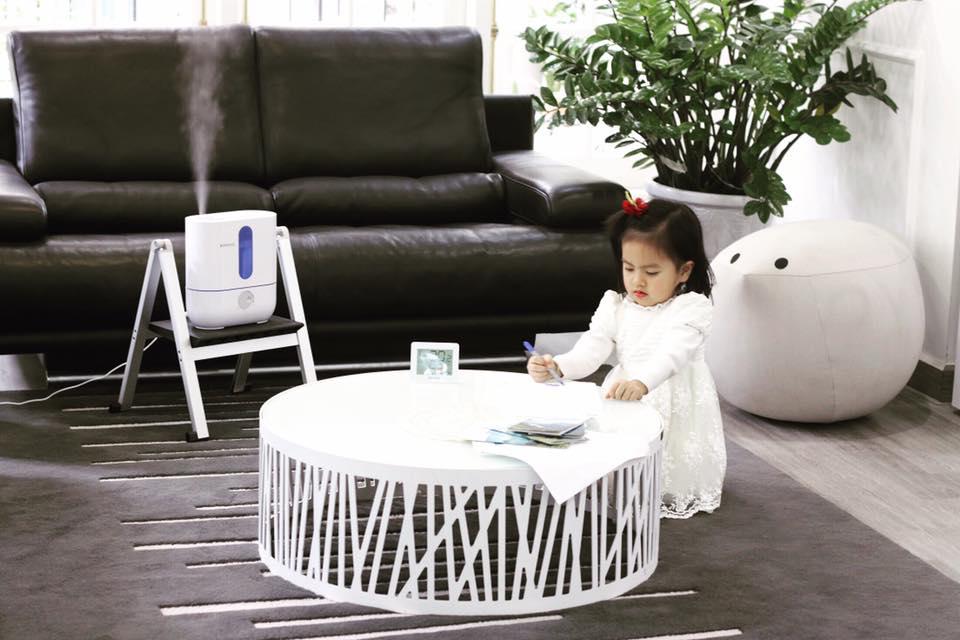 Điểm khác biệt của BONECO U200 so với các sản phẩm tạo ẩm thông thường là ở cơ chế tạo ẩm tốt cho sức khỏe?