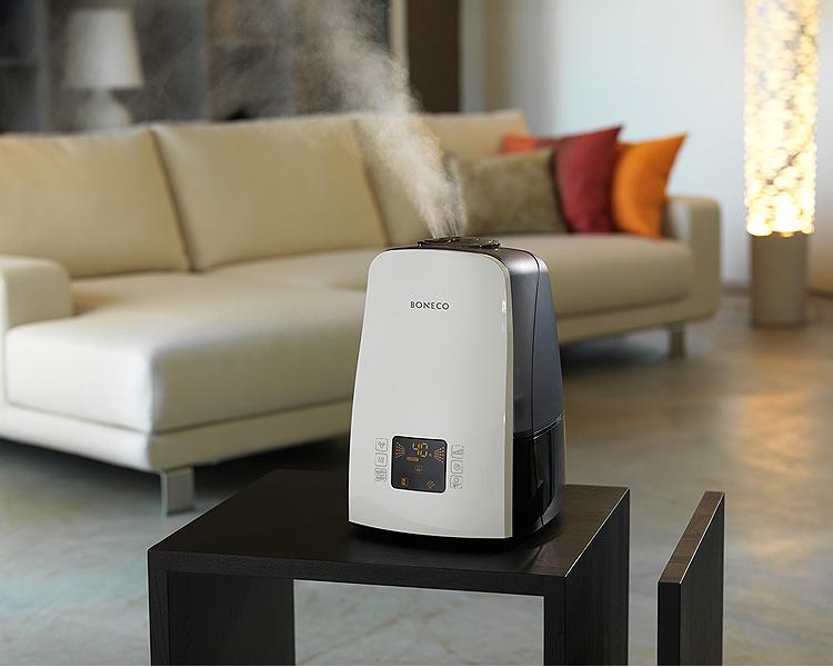 Sự khác biệt về chất lượng là lý do máy tạo độ ẩm BONECO U650 được ưa chuộng trên toàn thế giới