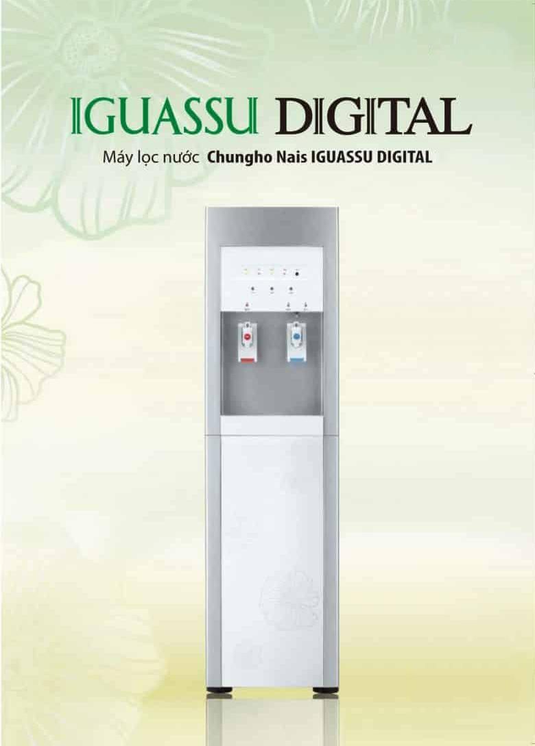 Máy lọc nước RO Chungho Iguassu Digital
