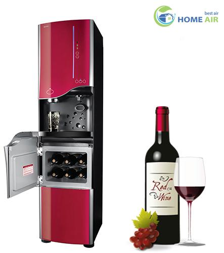Máy lọc nước làm đá và bảo quản rượu vang Chungho Iguassu Wine Cellar