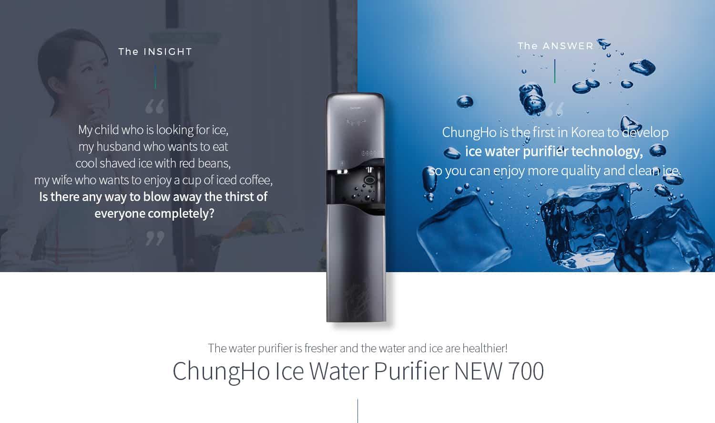 Máy lọc nước ChungHo đứng thứ nhất về chỉ số sức khỏe Người tiêu dùng Hàn Quốc trong 11 năm liên tiếp