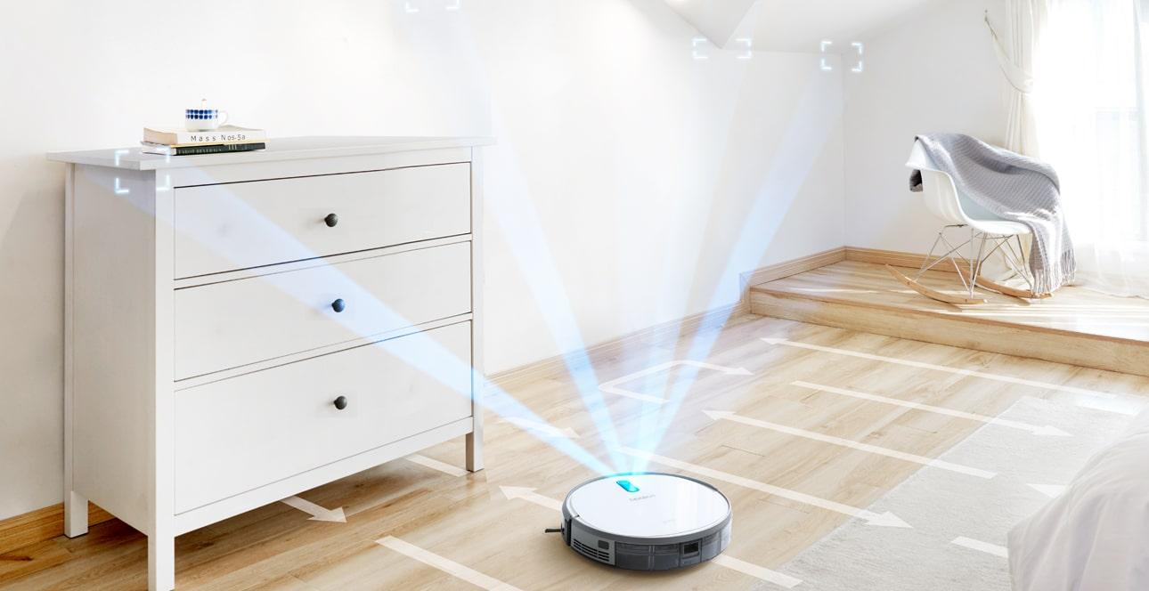 Công nghệ camera giúp thiết lập hướng di chuyển