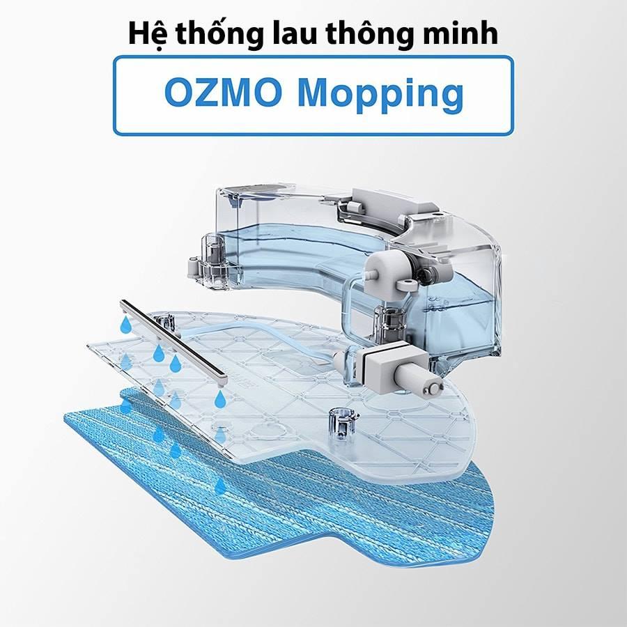 hệ thống làm sạch hoàn hảo Ozmo