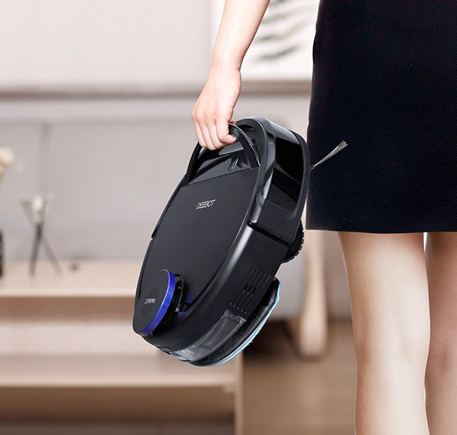 Thiết kế hiện đại, tinh tế của DEEBOT OZMO 930