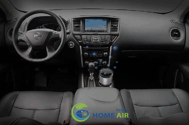 Máy lọc không khí trên ô tô MOSLEAN AC1
