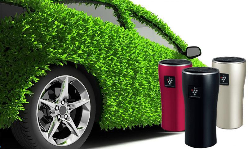 Nâng cao khả năng phát tán ion, đem lại không gian thoải mái, dễ chịu nhất cho xe hơi của bạn