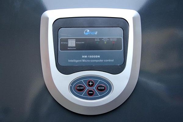 Bảng điều khiển thuận tiện cho người sử dụng