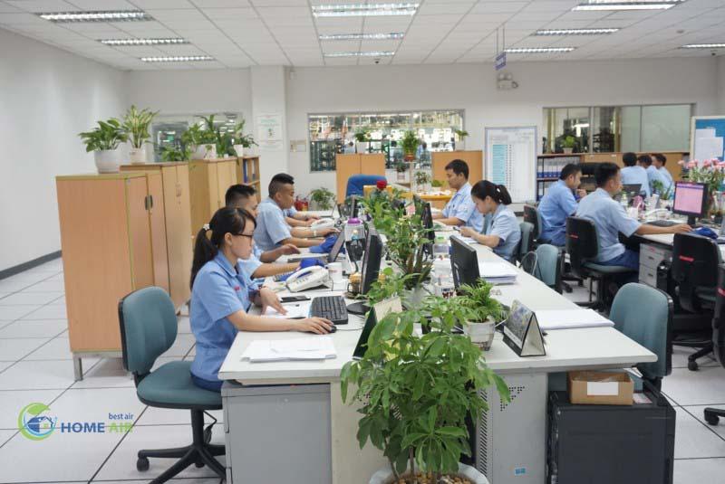 7 mẹo cải thiện chất lượng không khí trong văn phòng của bạn