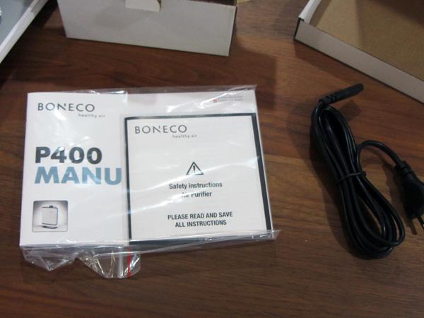 Phụ kiện máy lọc không khí BONECO P400
