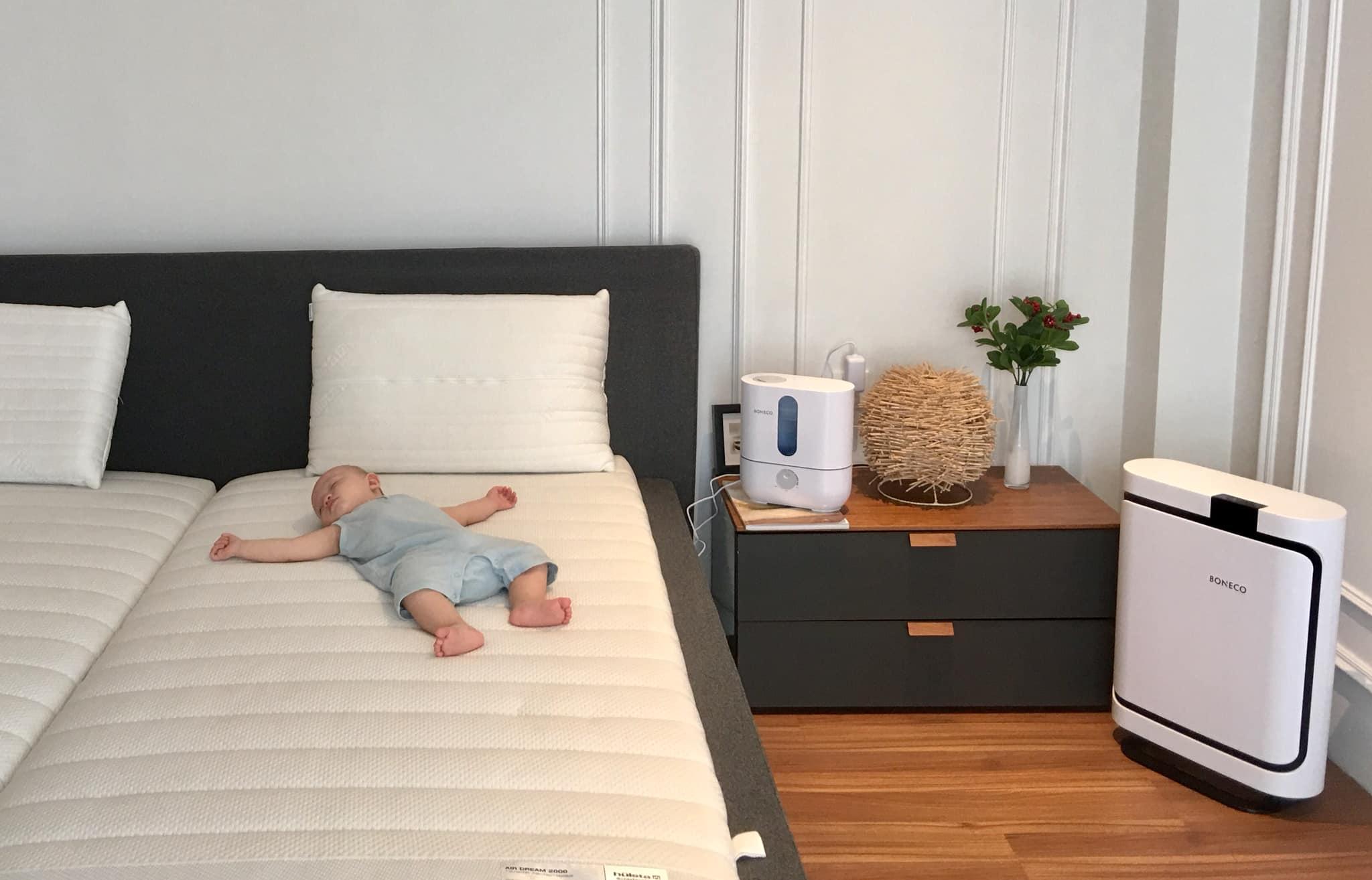 Kinh nghiệm lựa chọn máy lọc không khí cho phòng khách