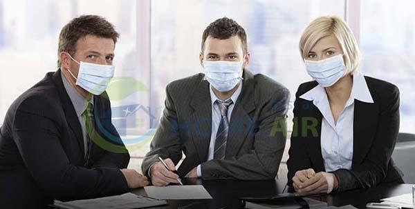 Có nên mua máy lọc không khí cho văn phòng?