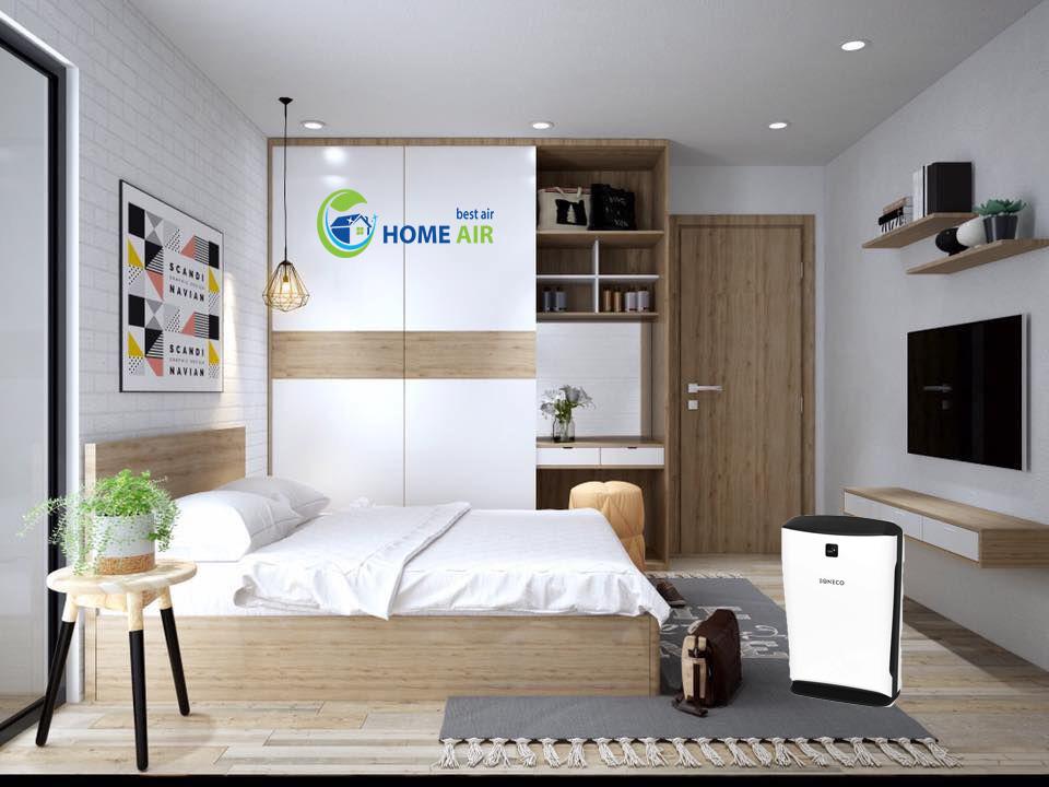 Top 4 máy lọc không khí cho phòng ngủ tốt nhất hiện nay