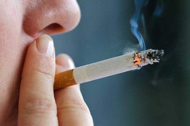 Tiếp đến là khói thuốc lá. Đối với những gia đìnhcó người hút thuốc, không khí độc hại đến mức trẻ em sẽ có nguy cơ rất cao bị hen suyễn, viêm phổi, viêm tai, viêm phế quản; còn người già có nguy cơ bị chứng mất trí
