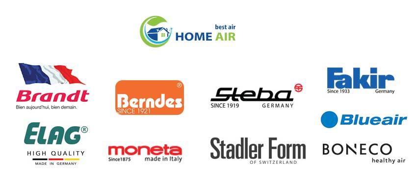 Homeair.vn tự hào là nhà nhập khẩu và phân phối tại Việt Nam các thương hiệu hàng nhập khẩu từ Châu Âu