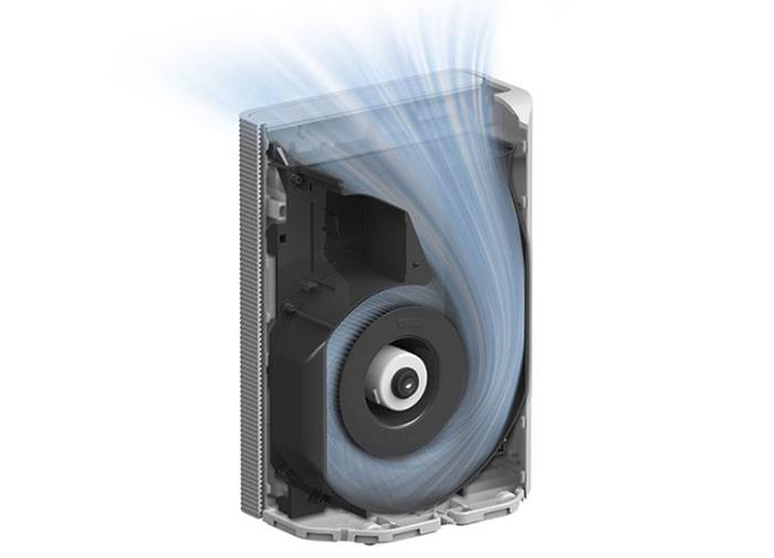 Công nghệ lọc khí mạnh mẽ của Hitachi EP-PF120J