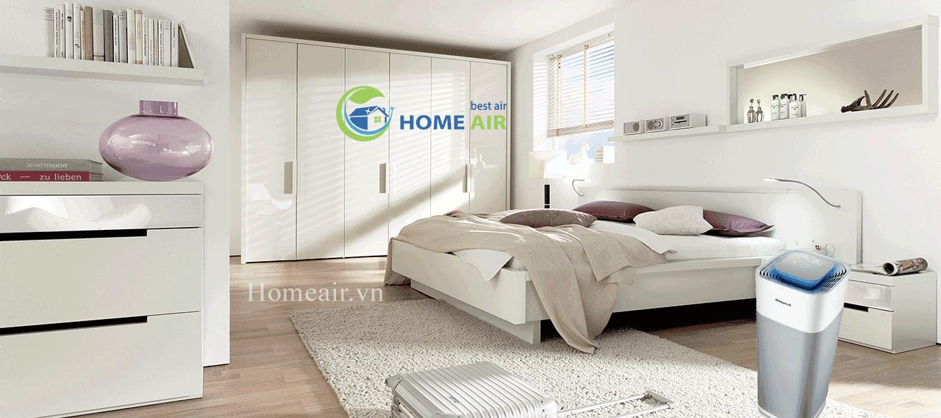 Máy lọc không khí thông minh Honeywell Air touch X phù hợp với mọi không gian nội thất