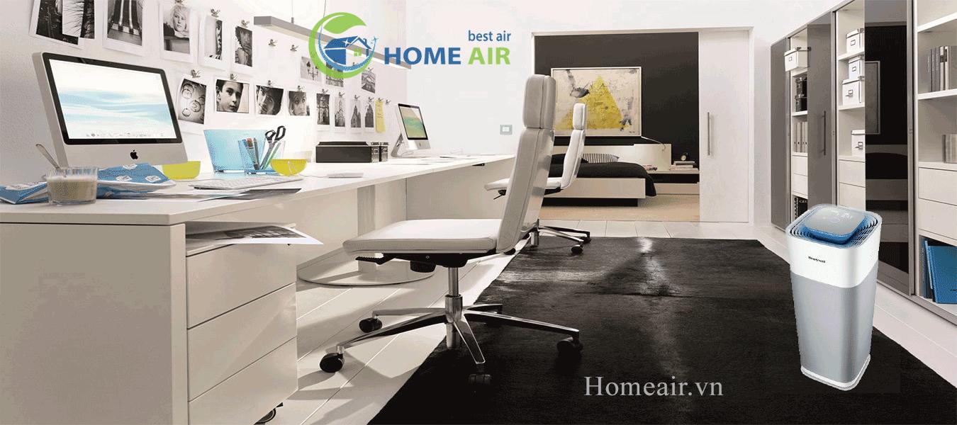 Honeywell Air touch X thiết kế đơn giản, thanh lịch phù hợp với mọi không gian nội thất cao cấp