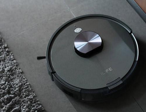 Robot hút bụi, lau nhà Ilife (quốc tế)