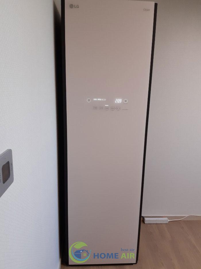 N lý do để mua tủ chăm sóc quần áo LG Styler S5BFO (Object Collection Mist Beige)