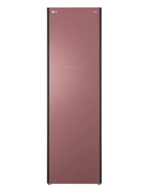 Máy giặt hấp sấy LG Styler S5DOC (màu hồng)