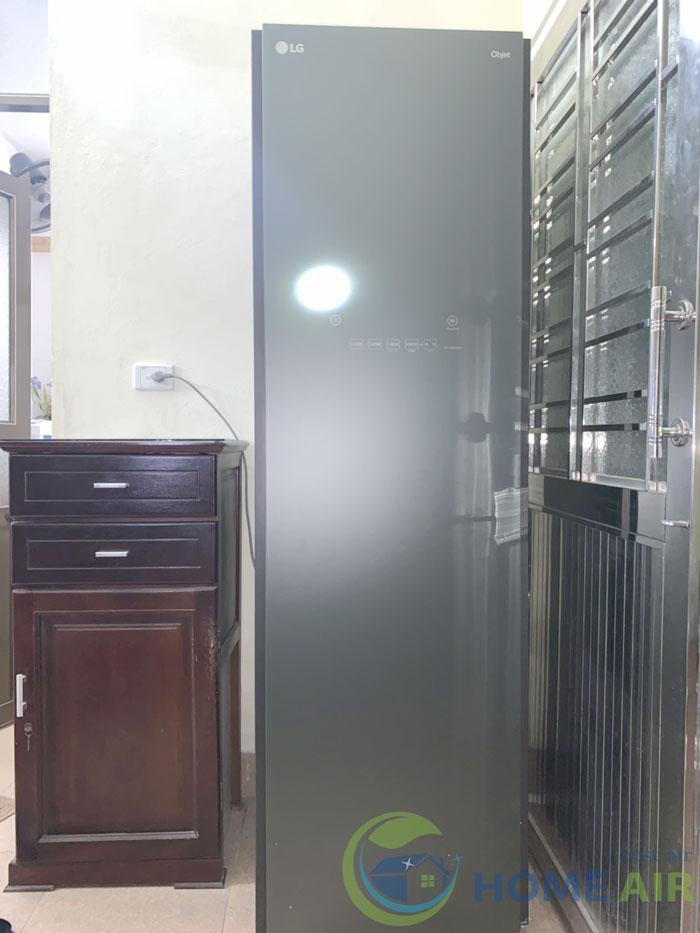 [REVIEW] Đánh giá máy giặt hấp sấy LG Styler S5GFO, S5BFO mới nhất hiện nay