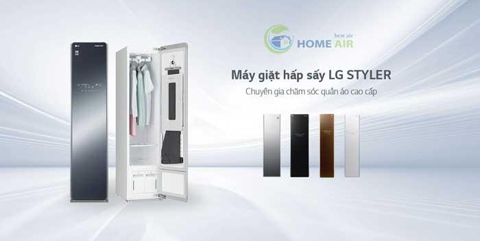 Đánh giá máy giặt hấp sấy LG Styler - có nên mua hay không?