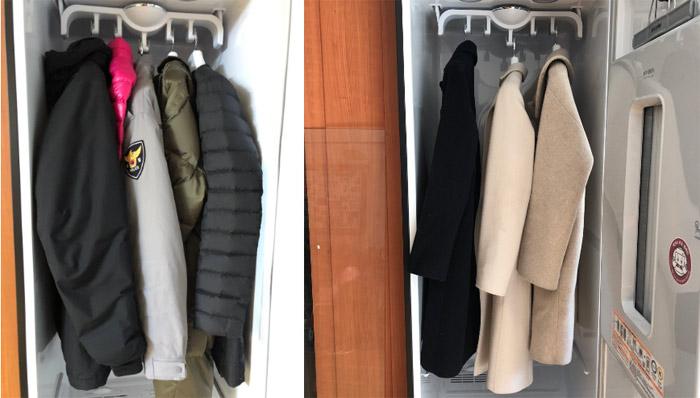 Máy giặt hấp sấy LG Styler S5GFO, S5BFO giặt được những loại quần áo gì ?