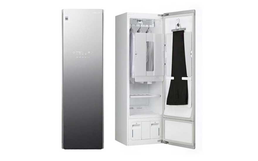 Tủ giặt khô quần áo là gì? Tủ giặt khô nào tốt nhất?