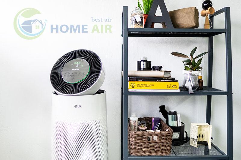 Một ngày ở văn phòng với máy lọc không khí LG PuriCare™