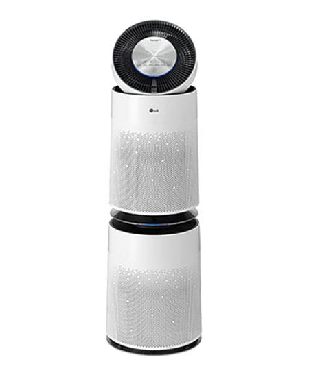 Máy lọc không khí LG PuriCare 2 tầng Safeplus (AS10GDWH0)