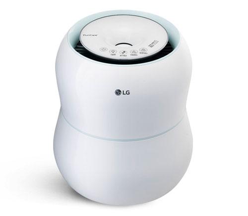 Máy tạo ẩm LG Puricare HW300BBB