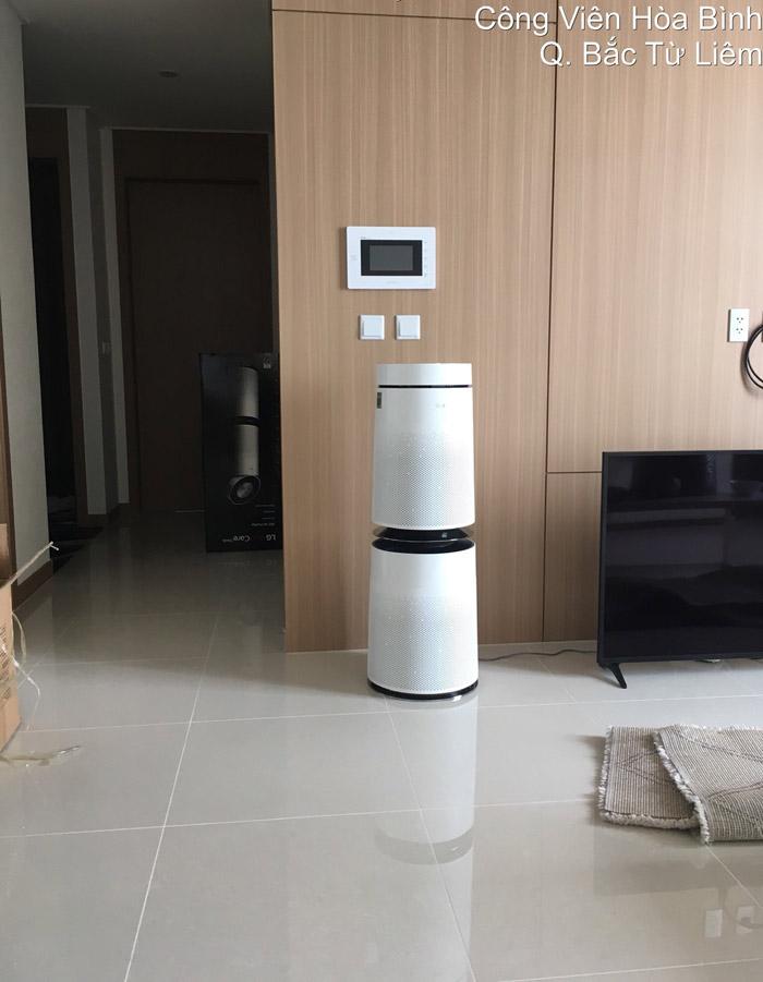 Đánh giá máy lọc không khí LG Puricare 1 tầng, 2 tầng Safeplus - Thay đổi nhỏ cải thiện hệ thống lọc