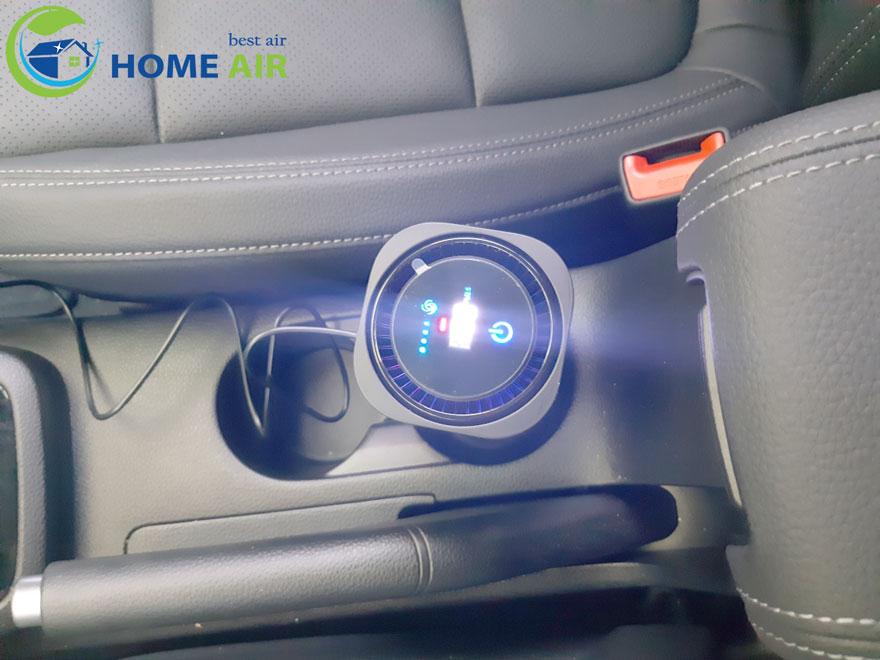 Máy lọc không khí ô tô MPEON MAP-S250 - sự lựa chọn mới cho giải pháp làm sạch không khí ô tô