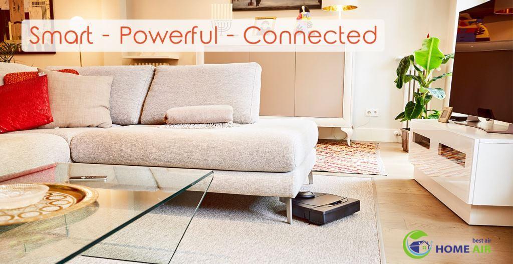 Neato Botvac D5 Connected mang đến cho bạn sự tiện lợi và hiệu quả làm sạch vô cùng ưu việt!