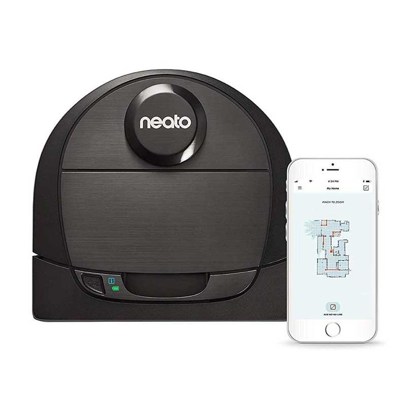 Robot hút bụi Neato (Quốc Tế)