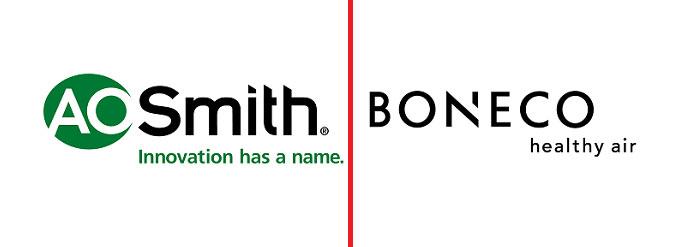 So sánh máy lọc không khí AO Smith và Boneco