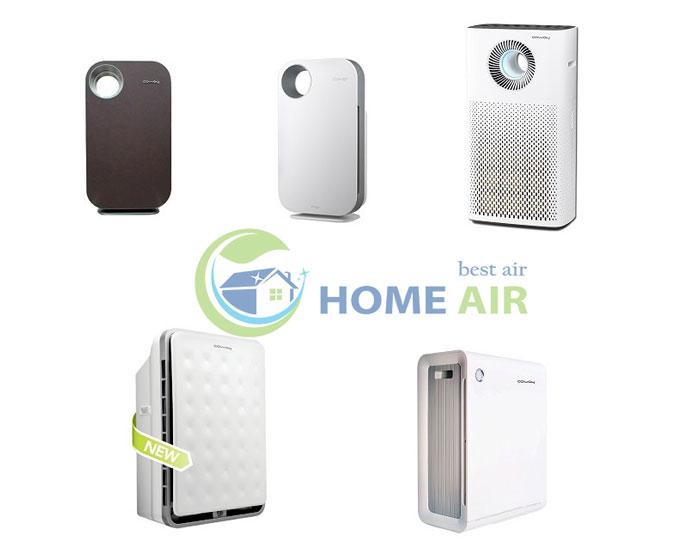 Lựa chọn máy lọc không khí Coway cho gia đình nào là phù hợp nhất?