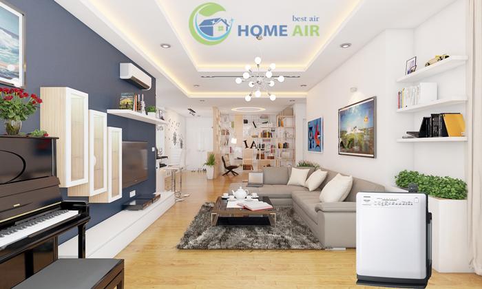 Top 3 máy lọc không khí Hitachi cho chung cư, khách sạn, biệt thự