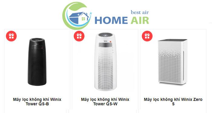 Bạn đã tìm thấy máy lọc không khí Winix tốt nhất 2020 chưa?