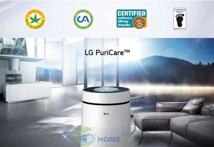Máy lọc không khí LG nào tốt nhất trên thị trường Việt Nam?