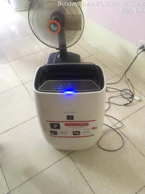 [Review] Đánh giá máy lọc không khí Sharp FP-J40E-W có nên mua hay không?