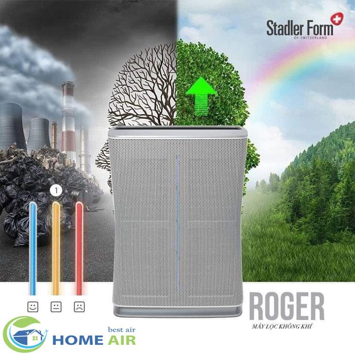 Máy lọc không khí Stadler Form tốt nhất 2020 – Roger
