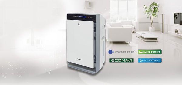 Các tính năng cao cấp trên Máy lọc không khí Panasonic F-VXK70A